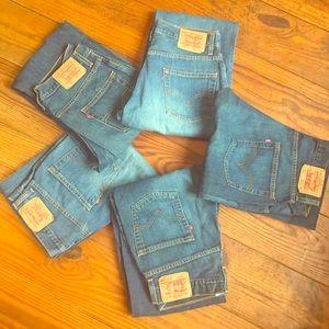 🍁 Vintage Levi's 567 Jeans, 30x32